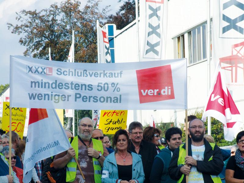 Xxxl Rück Massenentlassungen Und Lohndumping Als Geschäftsmodell
